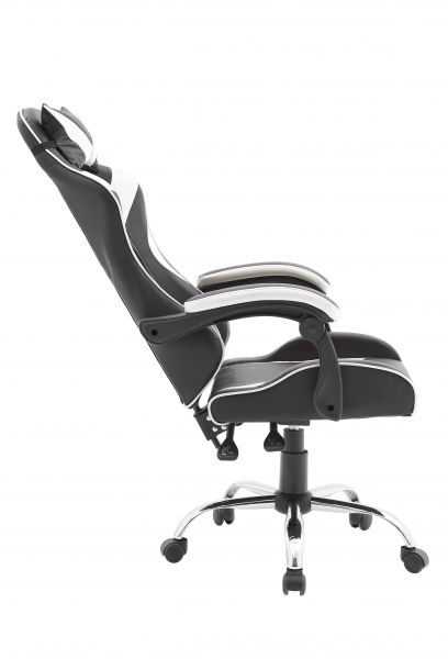 Gaming Ergonomic Chair in White Colour