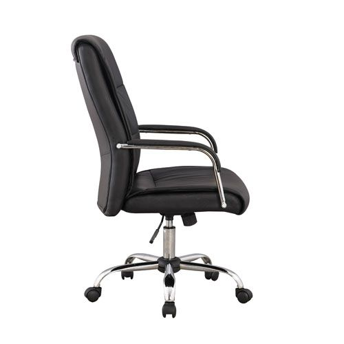 BANTIA TILLIE EXECUTIVE CHAIR WITH SWIVEL & GAS LIFT FOR OFFICE AND HOME USE (BLACK)